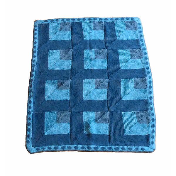 barnevogntæppe i blåt 600x600