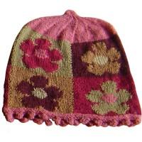 gobelin hue og halstørklædehvid shop1