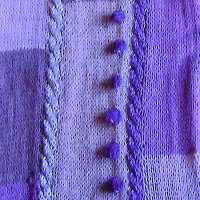 gobelintørklæde udsnit