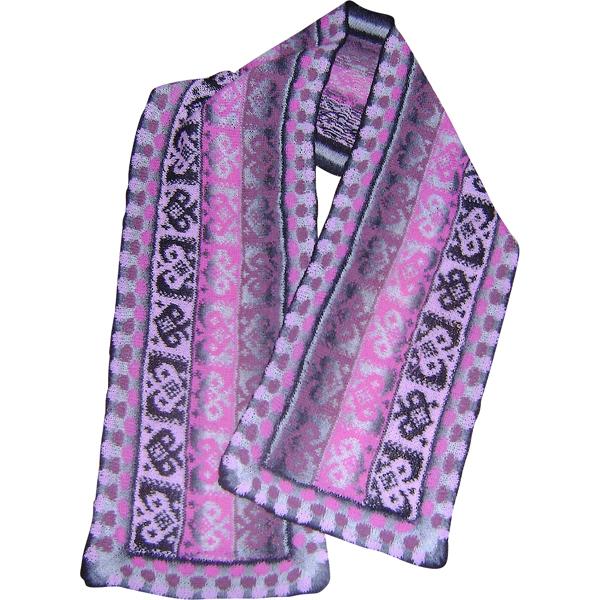 gråt tørklæde med hjerter 600x600 - 2