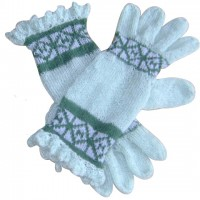 hue og handsker i mohair udsnit 2