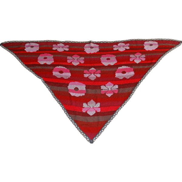 sjal med 2 forskellige blomster 600x600