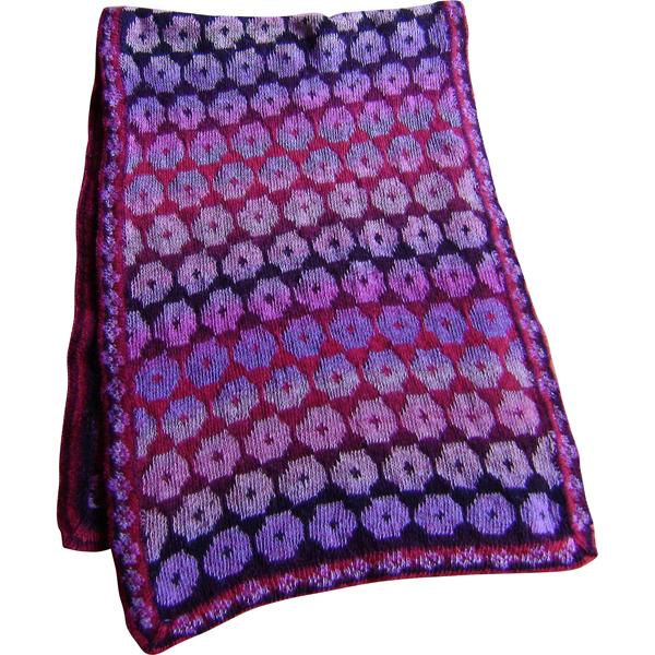stort tørklæde med blomster 600x600 - 1