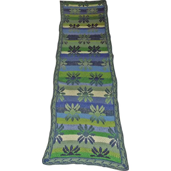 tørklæde med græske blomster 600x600 - 2