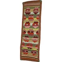 tørklæde med kæmpeblomster