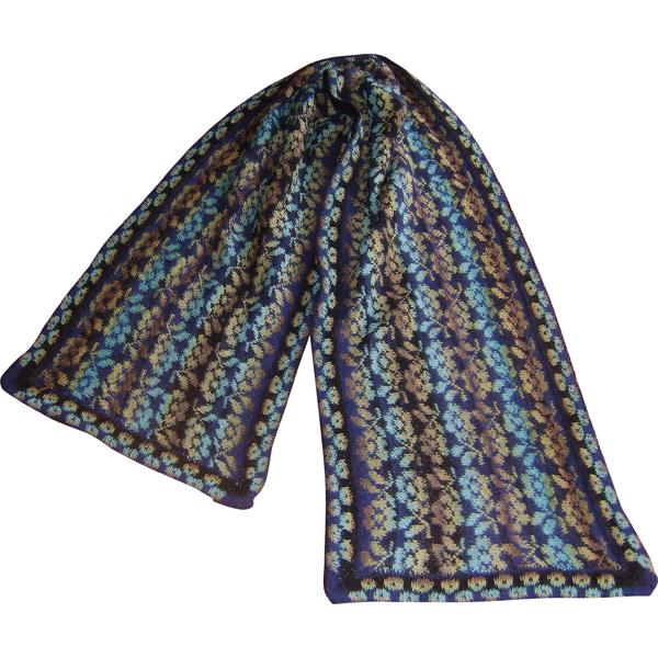 tørklæde med roser 600x600 - 2