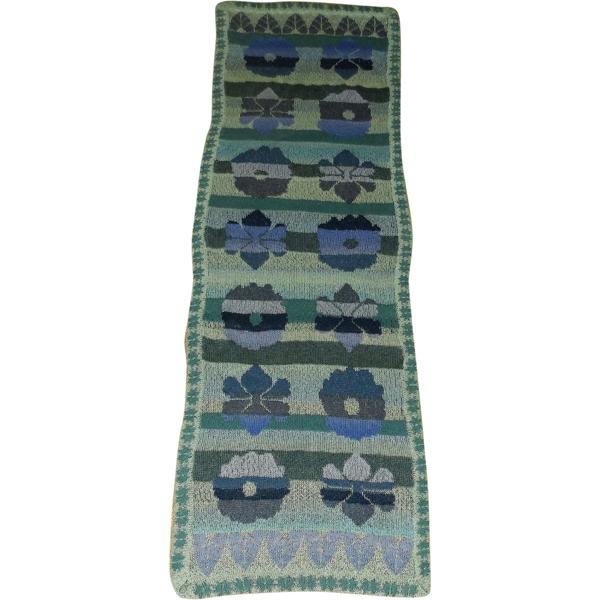 tørklæde med to forskellige blomster 600x600 - 2