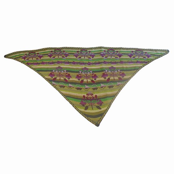 sjal med middelaldermotiver ravelry