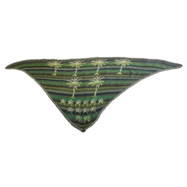 sjal med palmer 600x600